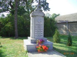 Kriegerdenkmal Dahlitz