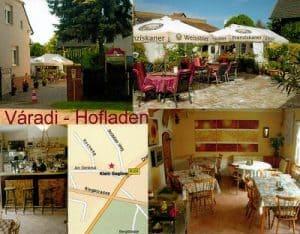 Váradi – Hofladen