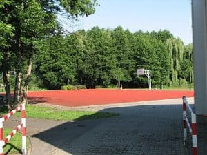 Basketballplatz am Kolkwitz-Center