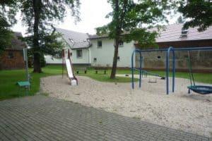 Spiel- und Sportplatz in Milkersdorf