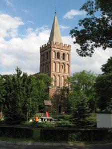 Evangelische Kirchengemeinden Papitz-Krieschow