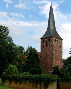 Kirche Krieschow